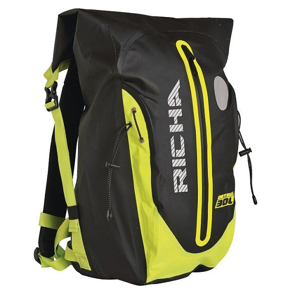Richa Luggage - H20 Dry Ruck Sack Motorcycle Waterproof BackPack 30L fluo Yellow - Richa -  - MSG BIKE GEAR