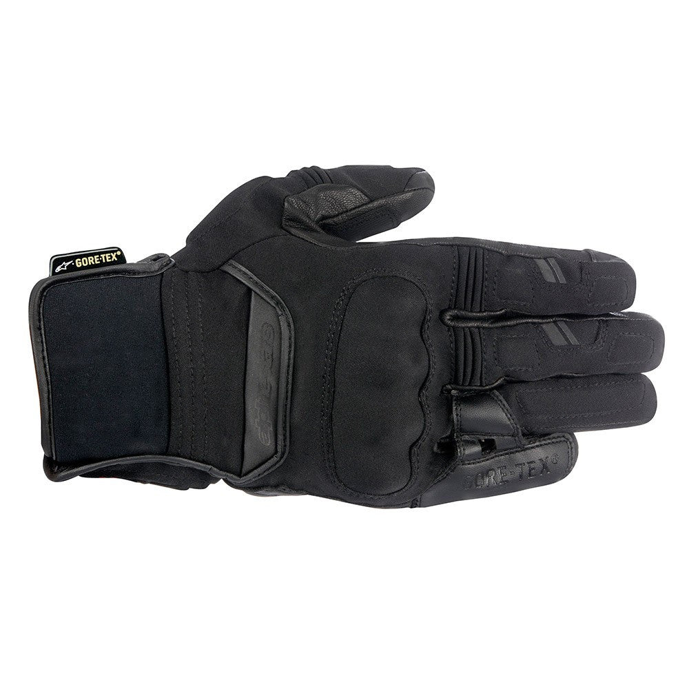 Alpinestars Polar Gore-Tex GTX 2016 Waterproof Short Motorcycle Gloves Black - Alpinestars -  - MSG BIKE GEAR