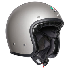 AGV Legends X70 Retro Open Face Helmet - Matt Grey