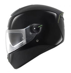 Shark Skwal LEDs DVS Full Face Light Up Motorcycle Helmet Blank Black - Shark -  - MSG BIKE GEAR - 1