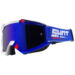 "Shot 2018 ""Iris Sound"" Goggles - Blue / Red"