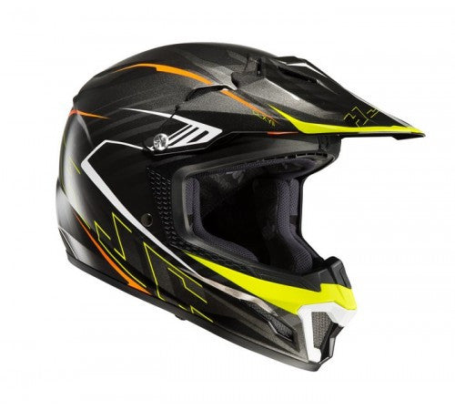 HJC CL-XY II Off Road Helmet - Blaze Black