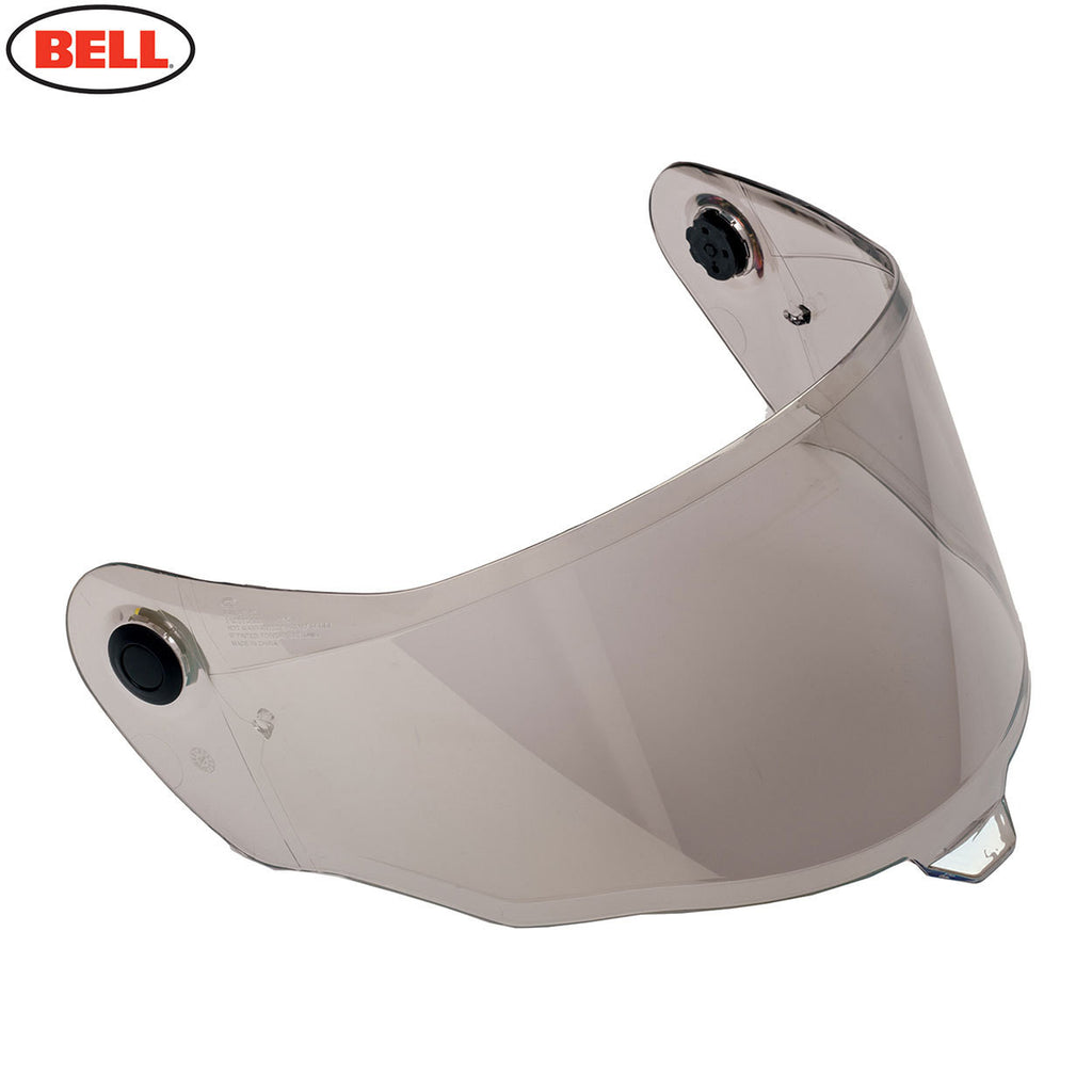 Bell Helmets 2016 Star Panovision Visor Shield - Iridium Light Silver - Bell -  - MSG BIKE GEAR