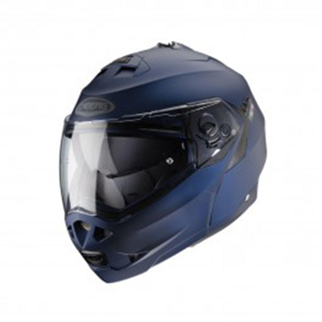 Caberg Duke II Motorcycle Bike Flip Front Modular Mens Helmet Matt Blue