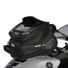 Oxford M4R Tank N Tailer Motorcycle Magnetic Tank / Tail Bag - Black - Oxford -  - MSG BIKE GEAR - 1