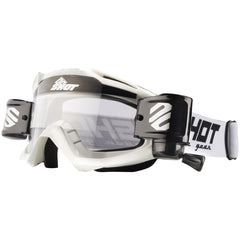 "Shot 2018 ""Assault Roll-Off"" Goggles - White"