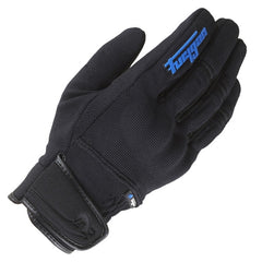 Furygan Jet Evo ii 2 Men's Short Textile Summer Motorcycle Gloves Black Blue - Furygan -  - MSG BIKE GEAR - 1
