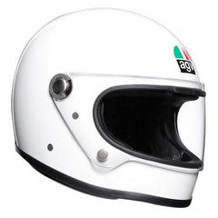 AGV X3000 Retro Full Face Helmet - Gloss White