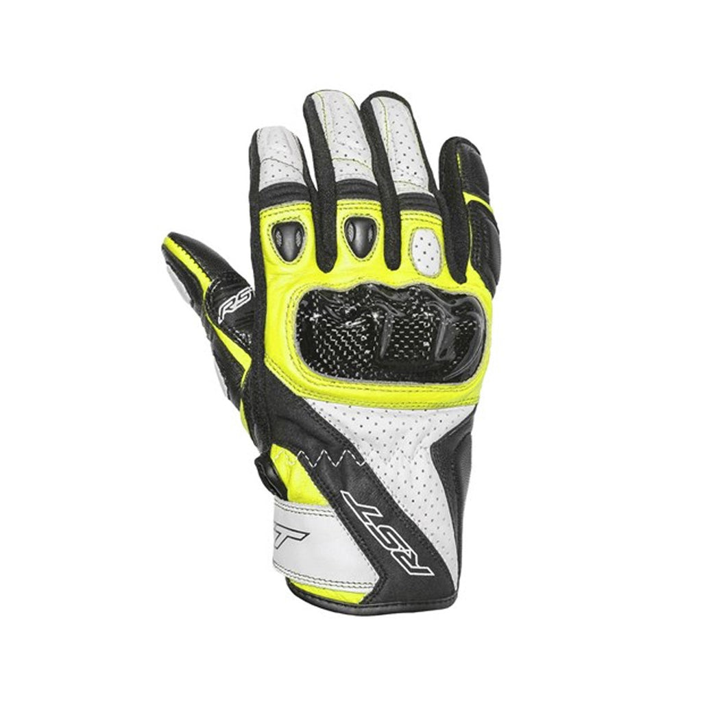 RST 2123 Stunt III CE Men's Gloves - Yellow