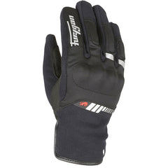 Furygan Jet All Season Textile Waterproof Gloves - Black/White