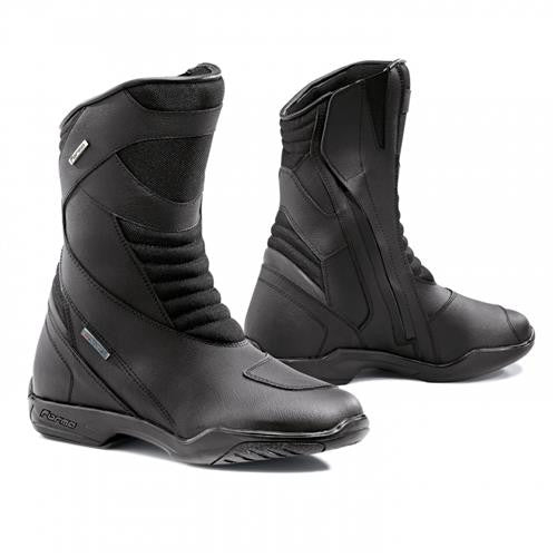 FORMA NERO WATERPROOF TOURING MOTORBIKE MOTORCYCLE BOOTS BLACK - FORMA -  - MSG BIKE GEAR