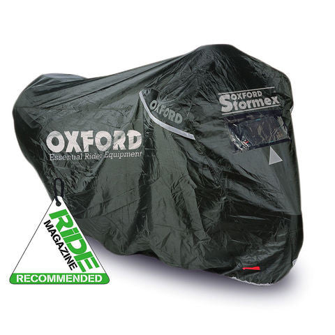 OXFORD STORMEX WATERPROOF RIDE MOTORCYCLE COVER SMALL,MEDIUM or LARGE - SALE - Oxford -  - MSG BIKE GEAR