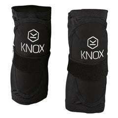 Knox Guerilla Motorcycle Knee Pads - Mens