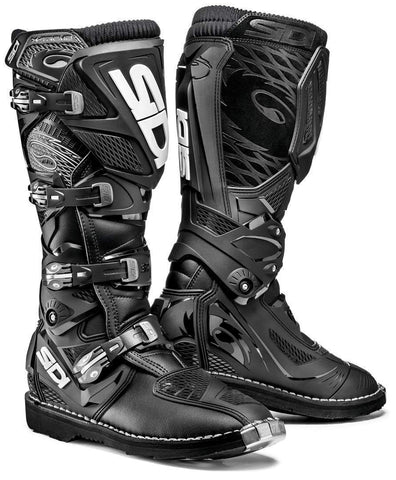 Sidi Xtreme Off Road MX MotoCross Enduro Bike Motorcycle Boots - Black - Sidi -  - MSG BIKE GEAR - 1