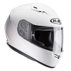 HJC CS-15 Full Face Helmet - White