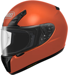 Shoei RYD Full Face Motorcycle Helmet - Tangerine Orange