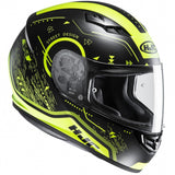 HJC CS-15 Safa Full Face Helmet - Fluo MC4HSF