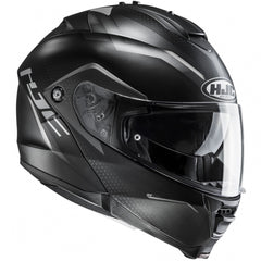 HJC IS-MAX 2 Dova Flip Front Helmet - Black MC5SF
