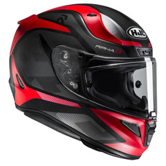 HJC RPHA 11 'Deroka' Full Face Helmet - Red
