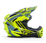 Fly 2017 Bike Default MTB Downhill BMX Full Face Adult Helmet Hi-Viz/Black - Fly Racing -  - MSG BIKE GEAR - 2