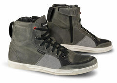 Falco Shiro 2 Waterproof Urban Casual Motorcycle Boots Trainers - Dark Grey - Falco -  - MSG BIKE GEAR - 1