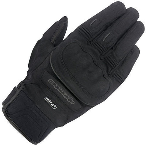 Alpinestars C-10 Drystar Waterproof Thermal Motorbike motorcycle Gloves Black - Alpinestars -  - MSG BIKE GEAR
