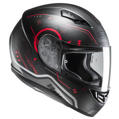 HJC CS-15 Safa Full Face Helmet - Red MC1SF
