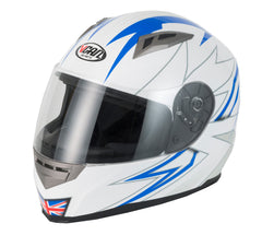 Vcan V158 Full Face Helmet - United Kingdom