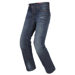 Spidi J-Strong Technical Denim Jeans Blue Dark Used