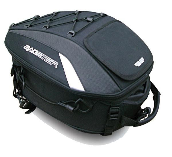 Bagster Motorcycle Motorbike Spider Expandable TailBag 15 / 23 Litres - Bagster -  - MSG BIKE GEAR