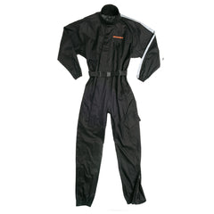 Spidi Waterproof Digirain 1 Piece Over Suit - Black