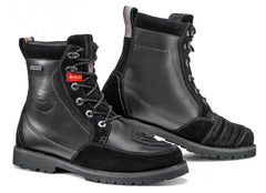Sidi Arcadia Rain Water Resistant Ankle Leather Urban Motorcycle Boots  Black - Sidi -  - MSG BIKE GEAR - 1