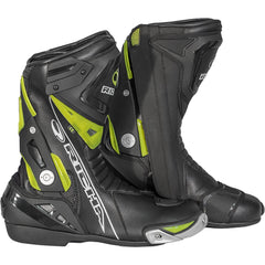 Richa Blade Waterproof Boots - Black/Fluo