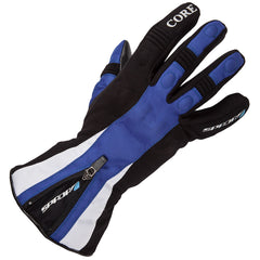 Spada Core Waterproof Thermal Ladies Motorbike Motorcycle Gloves - Black/Blue - Spada -  - MSG BIKE GEAR - 1
