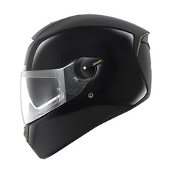 Shark Skwal LEDs DVS Full Face Light Up Motorcycle Helmet Dual Black - Shark -  - MSG BIKE GEAR