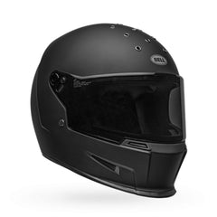 Bell Eliminator Solid Full Face Helmet - Matte Black