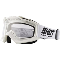"Shot 2018 ""Assault"" Goggles -White"