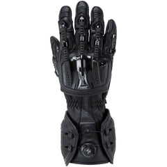 Knox Handroid Motorcycle Gloves Hand Armour Summer Motorbike Race Sports - Black - Knox -  - MSG BIKE GEAR - 1