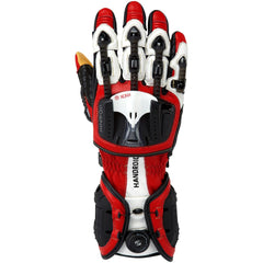 Knox Handroid Motorcycle Gloves Hand Armour Summer Motorbike Race Sports - Red - Knox -  - MSG BIKE GEAR - 1