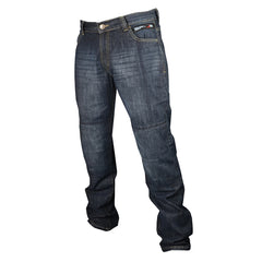 Oxford SP-J2 ARAMID Motorcycle Pants Protective Denim Jeans - Blue - Oxford -  - MSG BIKE GEAR