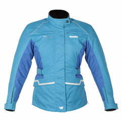 Spada Hydra Motorcycle Motorbike Ladies Textile Armoured Jacket  - Blue - Spada -  - MSG BIKE GEAR - 1