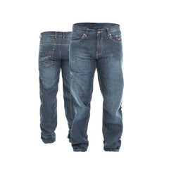 RST 2202 ARAMID VINTAGE II LONG LEG MENS MOTORCYCLE JEANS LIGHT WASH BLUE - RST -  - MSG BIKE GEAR - 1