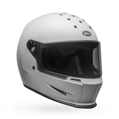 Bell Eliminator Solid Full Face Helmet - White