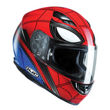 HJC CS-15 Full Face Helmet - Marvel Spiderman Home Coming
