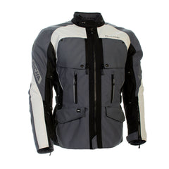 Richa Utah Waterproof Textile Bike Jacket - Grey