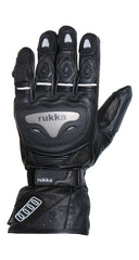 Rukka Argosaurus Gore-Tex Leather Gloves - Black