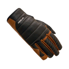 Merlin Boulder Gloves - Black / Brown