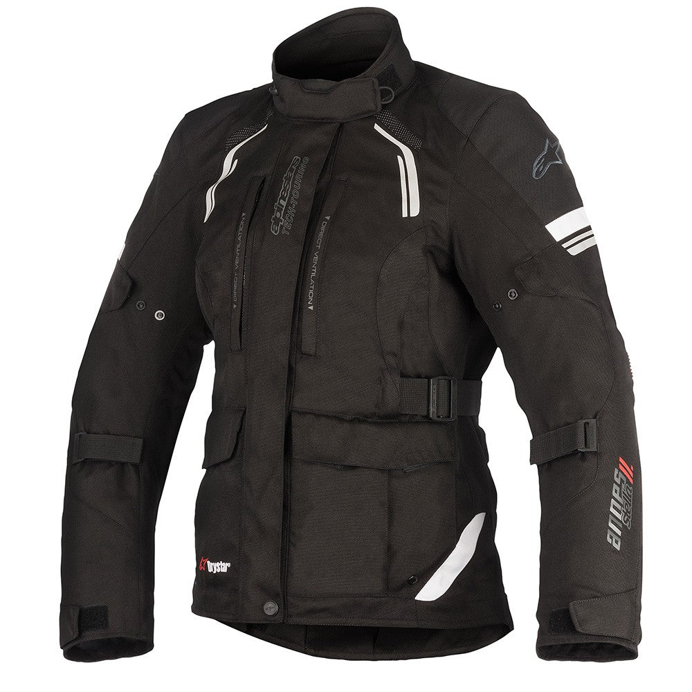 Alpinestars Stella Andes V2 Drystar Ladies Waterproof Jacket - Black
