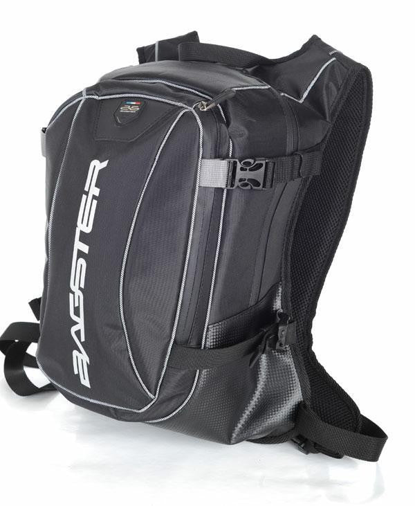Bagster Track Water Resistant Motorcycle Back Pack Bag -  20Litres - Bagster -  - MSG BIKE GEAR