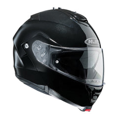 HJC IS-MAX 2/II Flip Front Up Sun Visor Motorbike Motorcycle Helmet - Black - HJC -  - MSG BIKE GEAR - 1